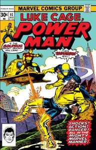 Luke Cage, Power Man 041 (1976) (Digital