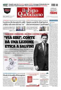 Il Fatto Quotidiano - 03 maggio 2019