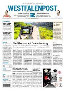 Westfalenpost Wetter - 31. August 2017