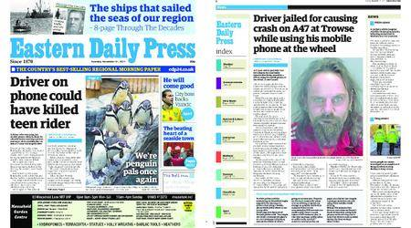 Eastern Daily Press – November 21, 2017