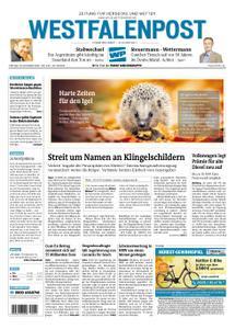 Westfalenpost Wetter - 19. Oktober 2018