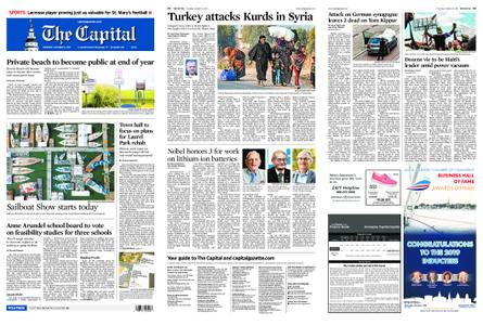 The Capital – October 10, 2019