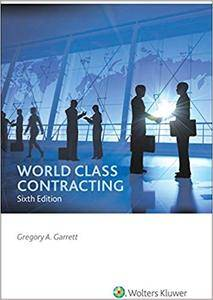 World Class Contracting [Kindle Edition]
