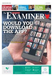 The Examiner - April 22, 2020