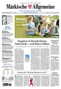 Neue Oranienburger Zeitung - 03. Dezember 2018
