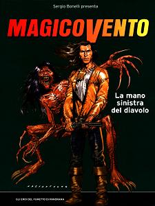 Eroi Del Fumetto Di Panorama - Volume 13 - Magico Vento - La Mano Sinistra Del Diavolo