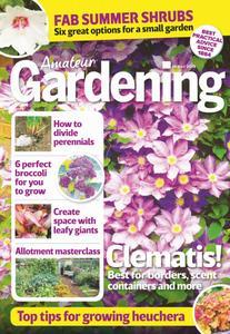 Amateur Gardening - 30 July 2019