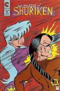 The Blade of Shuriken 1-5