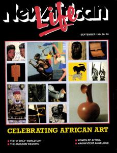 New African - Life Supplement No. 20
