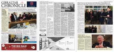 Gibraltar Chronicle – 21 January 2020