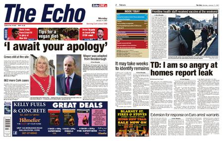 Evening Echo – January 11, 2021
