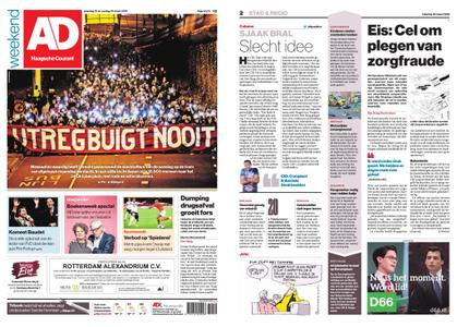 Algemeen Dagblad - Zoetermeer – 23 maart 2019