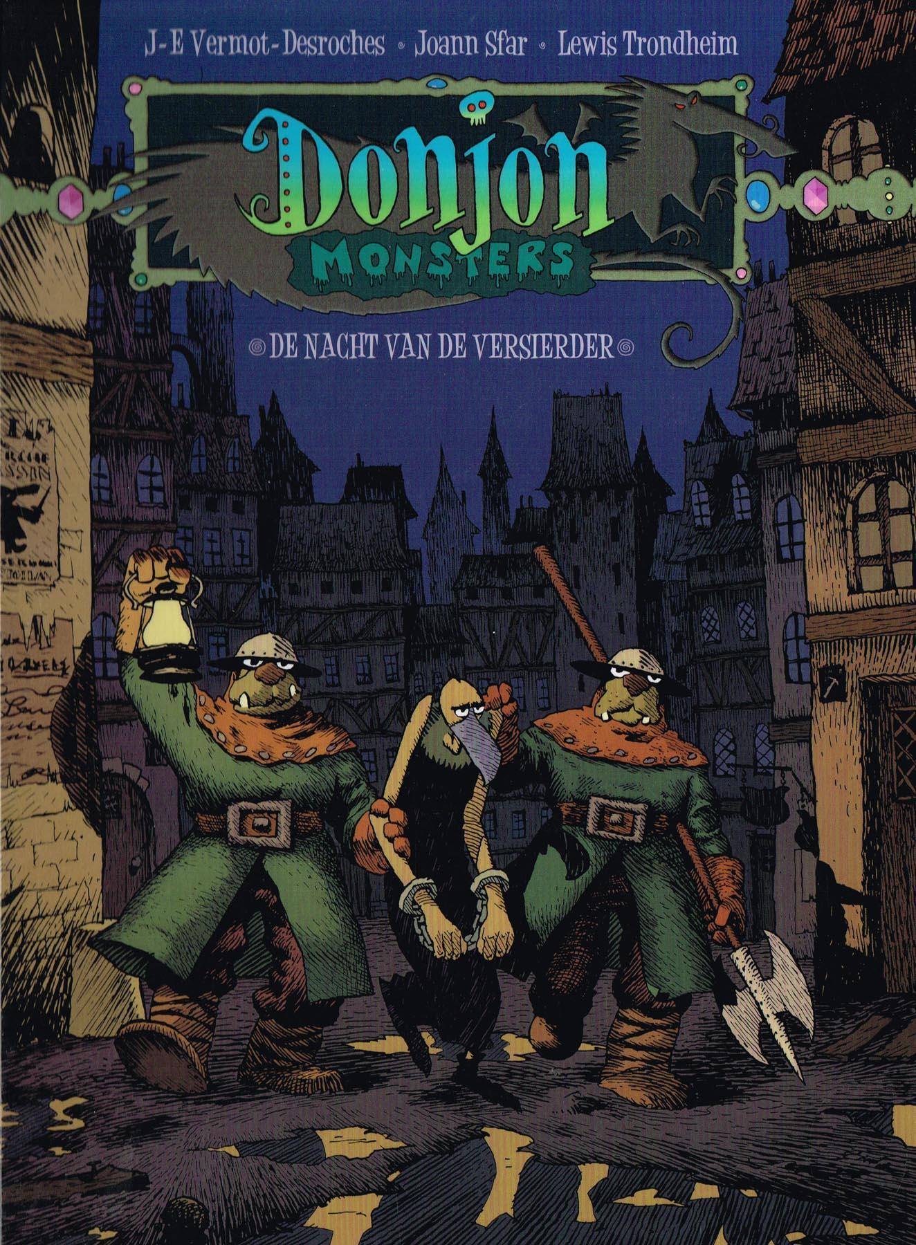Donjon Monsters - 07 - Mijn Zoon De Moordenaar