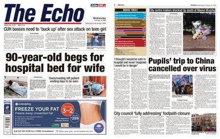Evening Echo – February 12, 2020