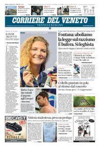 Corriere del Veneto Vicenza e Bassano - 4 Agosto 2018