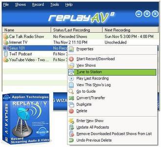 Replay AV and Replay Radio v7.31