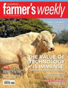 Farmer's Weekly - 27 October 2017