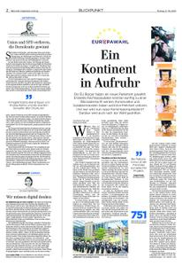 Märkische Allgemeine Westhavelländer - 27. Mai 2019