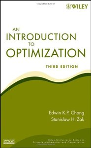 An Introduction to Optimization (3rd Edition) (Repost)