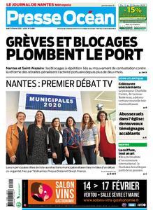 Presse Océan Nantes – 13 février 2020