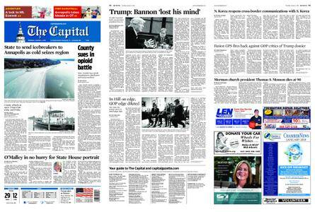 The Capital – January 04, 2018