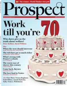 Prospect Magazine - April 2015