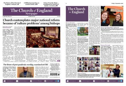 The Church of England – September 15, 2021