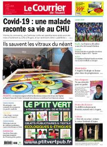 Le Courrier de l'Ouest Angers – 09 mars 2020