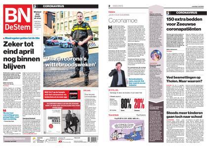 BN DeStem - Zeeuws-Vlaanderen – 01 april 2020