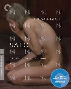Salò, or the 120 Days of Sodom (1975) [The Criterion Collection]