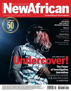 New African - January 2016
