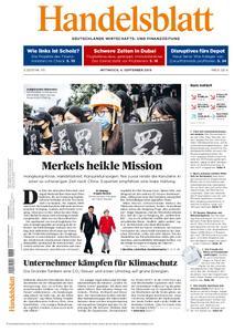 Handelsblatt - 04. September 2019