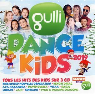 VA - Gulli Dance Kids 2019 (2018)