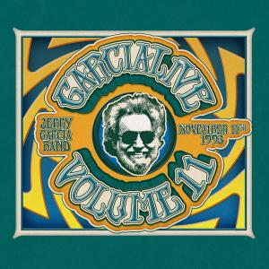 Jerry Garcia Band - GarciaLive Volume 11: November 11th, 1993 - Providence Civic Center (2019)