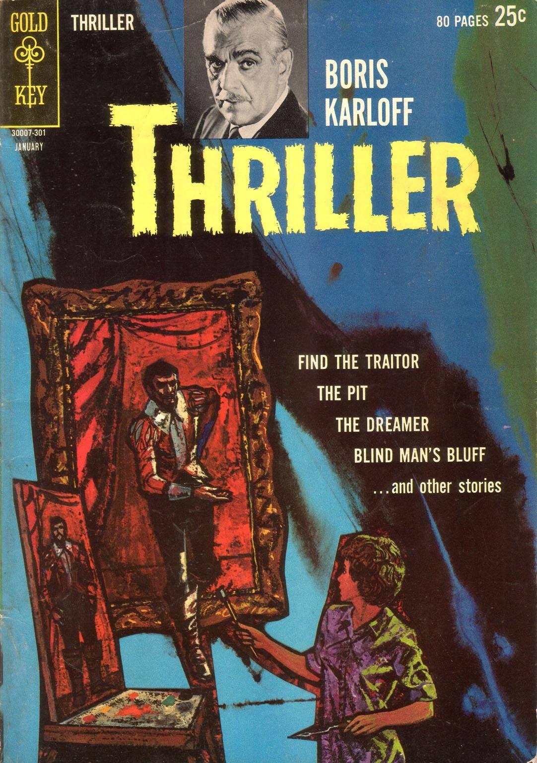 Boris Karloff - Thriller 002 1963