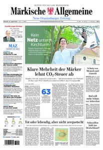 Neue Oranienburger Zeitung - 14. August 2019