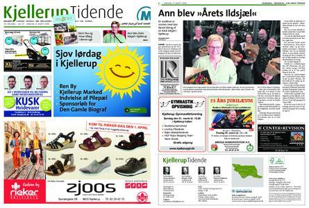 Kjellerup Tidende – 26. marts 2019