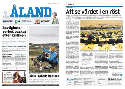 Ålandstidningen – 29 maj 2019