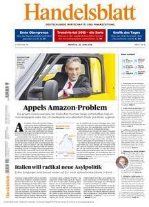 Handelsblatt - 25. Juni 2018