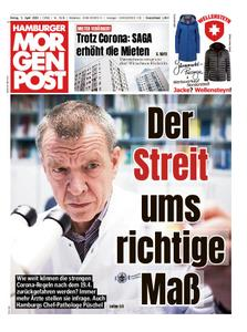 Hamburger Morgenpost – 03. April 2020