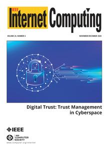 IEEE Internet Computing - November/December 2020