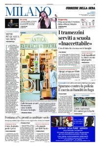 Corriere della Sera Milano – 14 novembre 2018