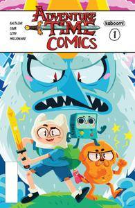 Adventure Time Comics 001 2016 digital Salem-Empire