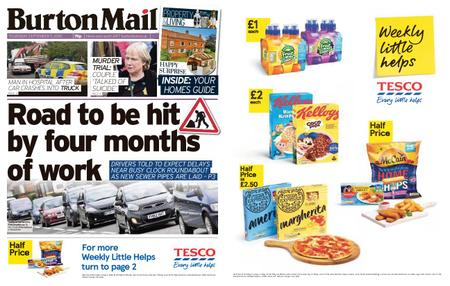 Burton Mail – September 05, 2019