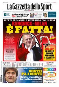 La Gazzetta dello Sport Roma – 07 luglio 2020