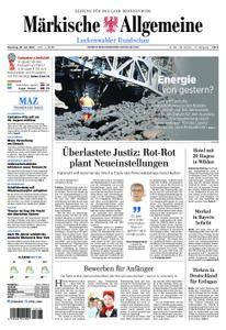 Märkische Allgemeine Luckenwalder Rundschau - 26. Juni 2018