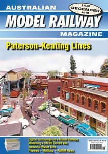 Australian Model Railway Magazine - December 01, 2018