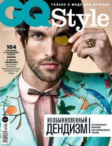 GQ Style Russia - Spring-Summer 2016