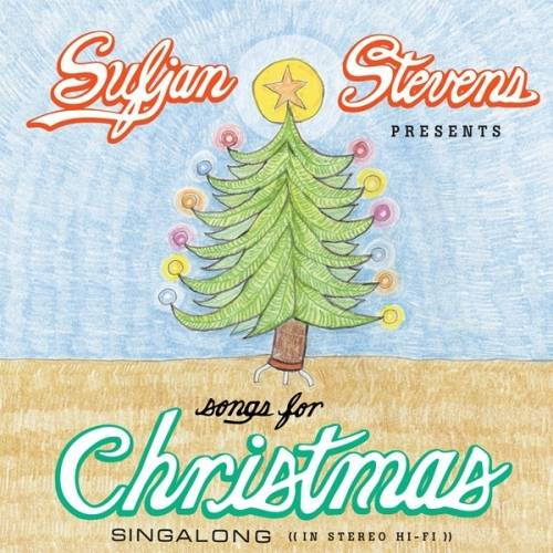 Sufjan Stevens - Presents Songs For Christmas (5CD Box Set, 2006)