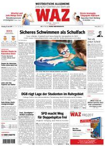 WAZ Westdeutsche Allgemeine Zeitung Oberhausen-Sterkrade - 25. Juni 2019